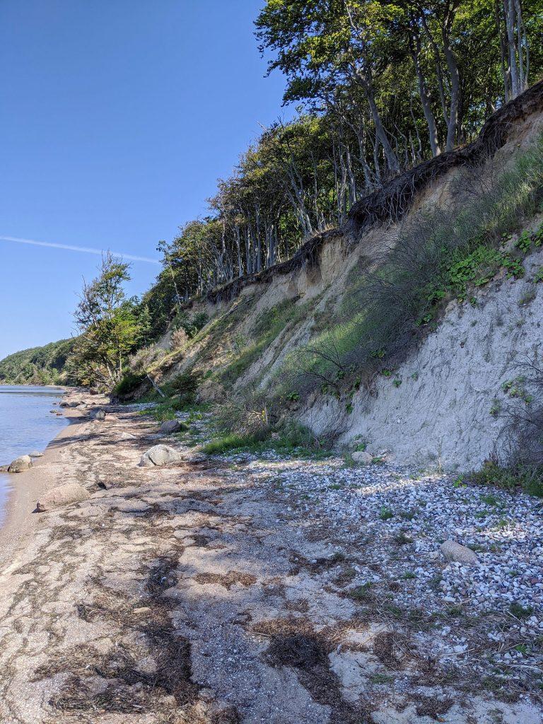 Rügen Naturstrand