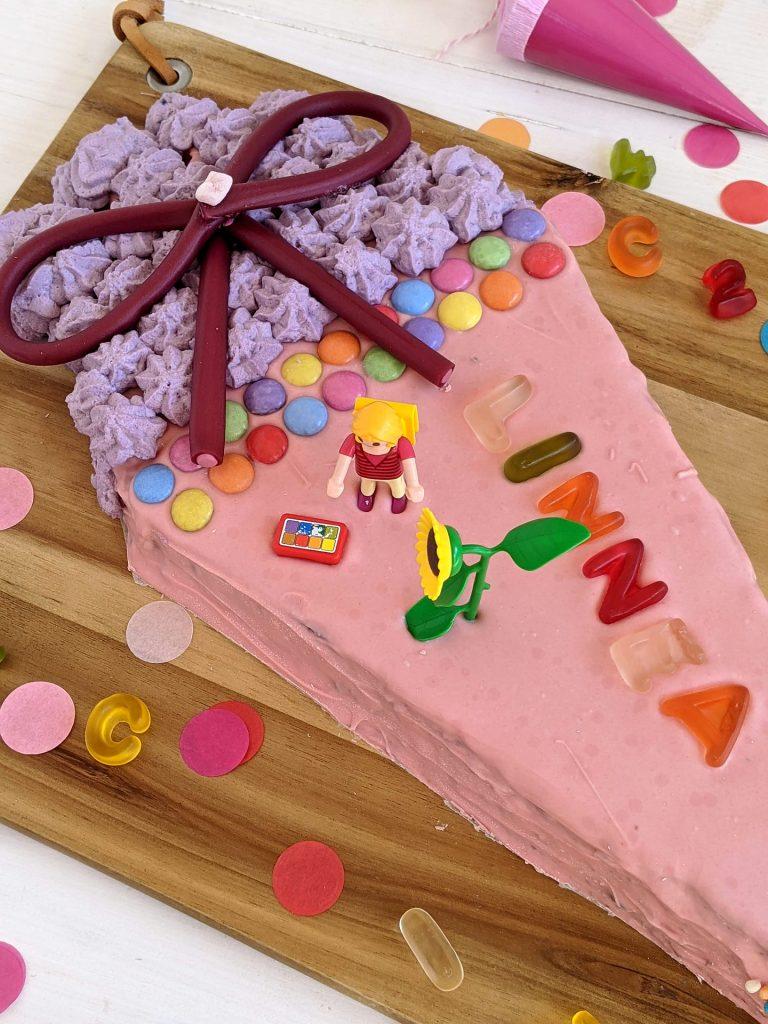 Schultüte Kuchen Einschulung