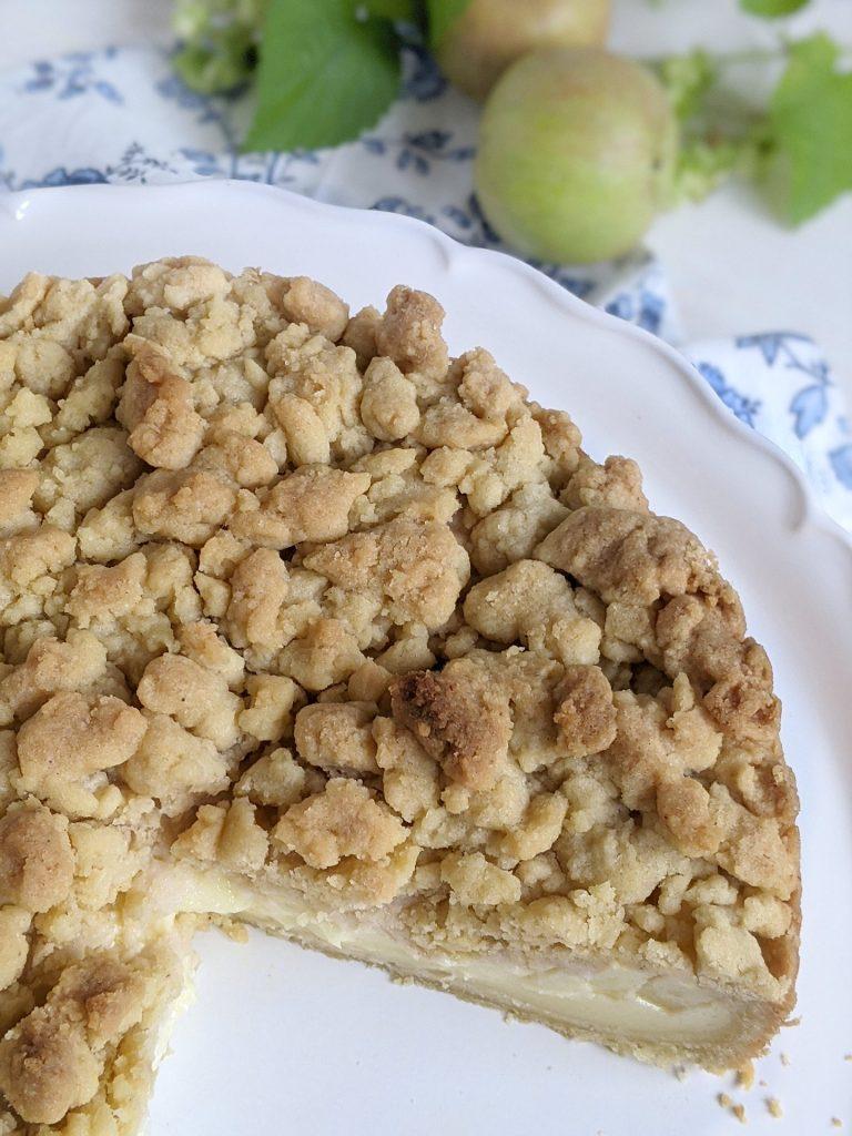 Apfel-Puddingkuchen Rezept