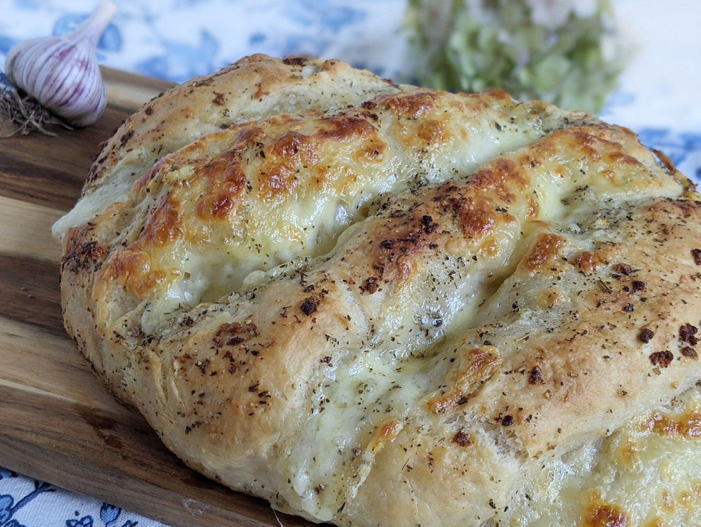 Mozzarella-Brot Rezept