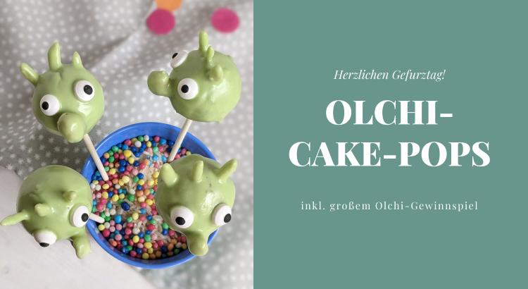 Olchi Cake Pops