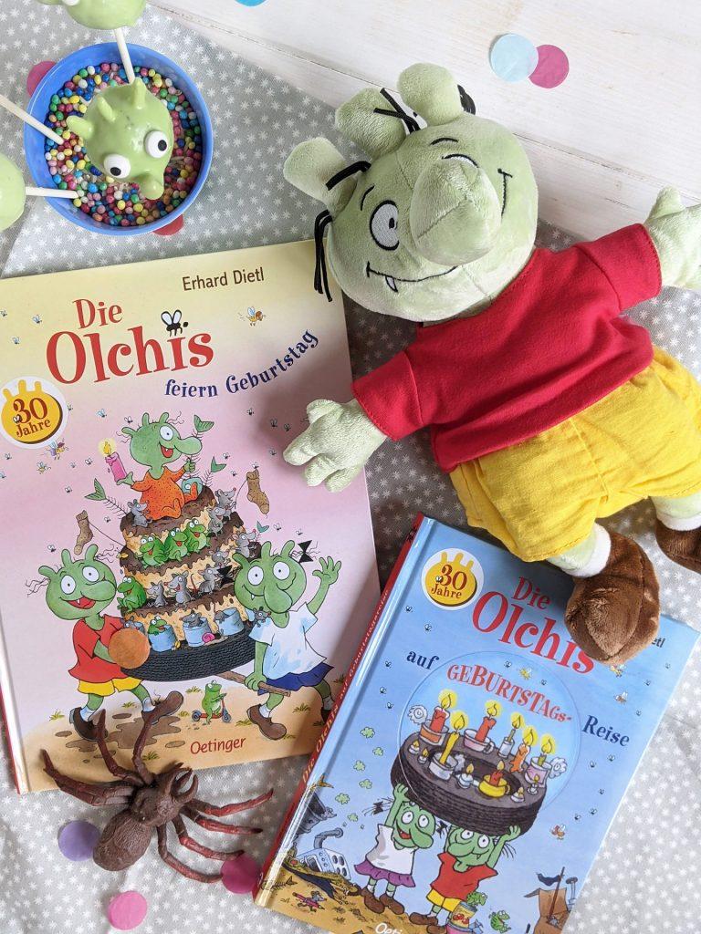Olchis Bücher Gewinnspiel