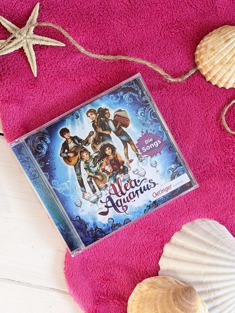 Alea Aquarius Songs CD
