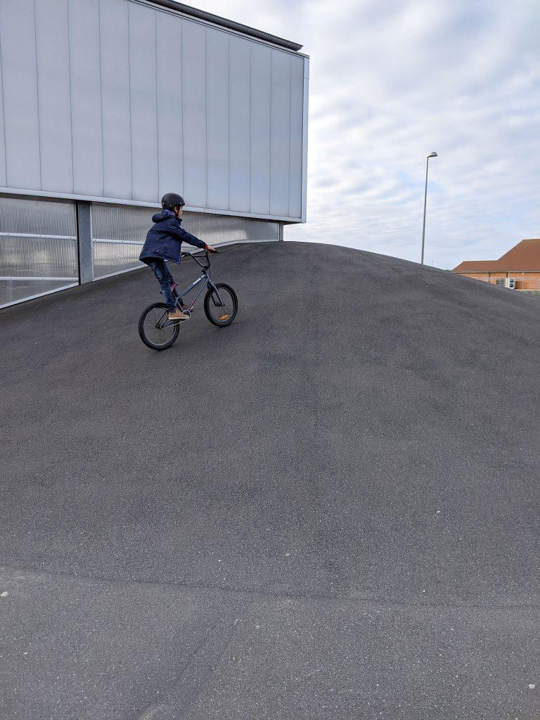 BMX-Strecke Harboøre Center