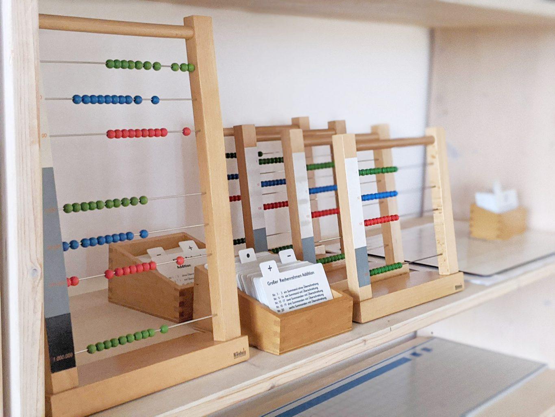 Montessori-Schule Vorteile