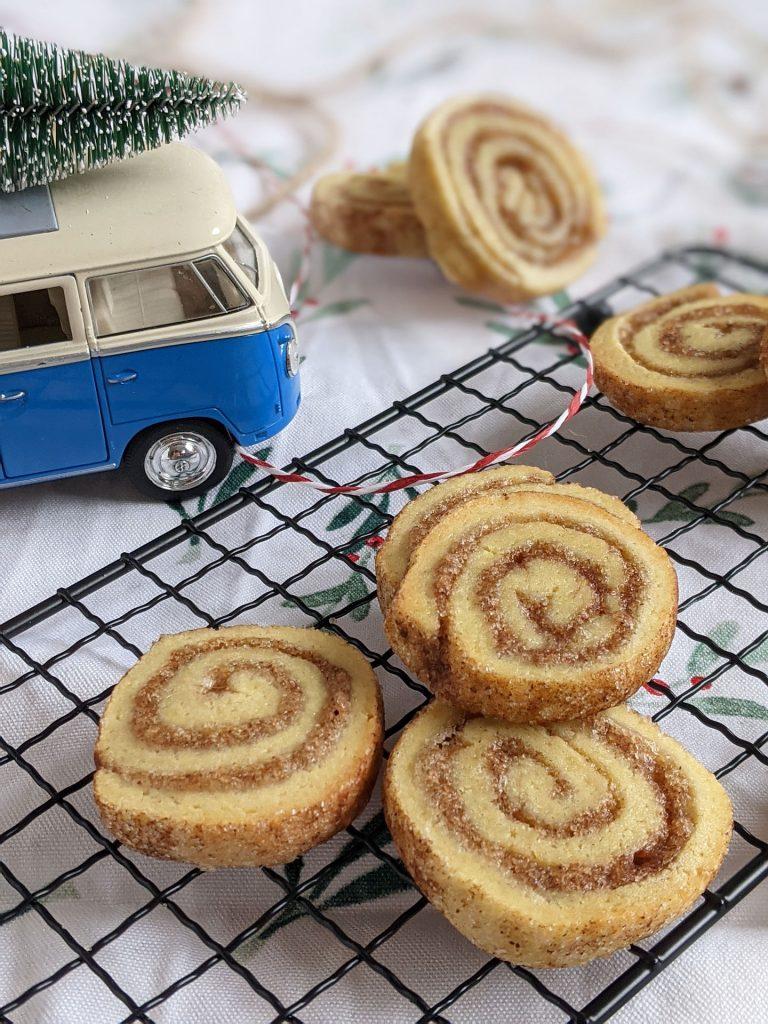 Rezept Zimtschnecken-Kekse backen