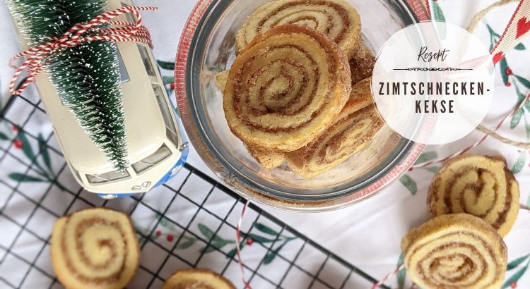 Zimtschnecken-Kekse Rezept
