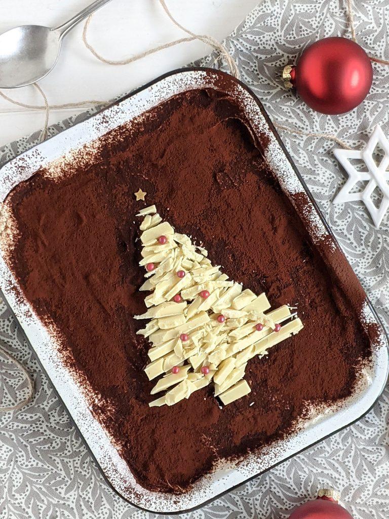 Weihnachten Dessert Rezept