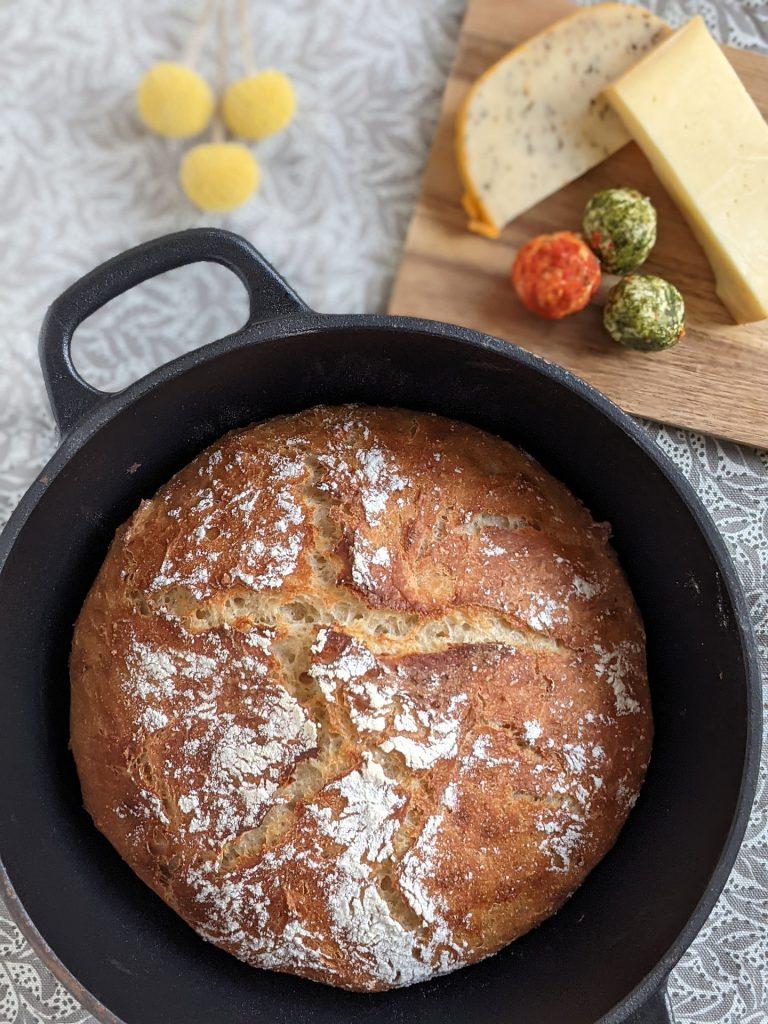 Brot Rezept im Topf