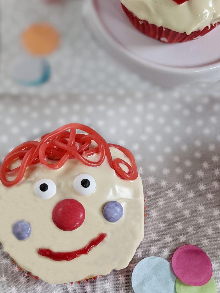 Clown-Muffins Rezept