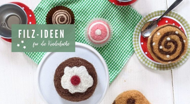 Filzideen Kinderküche