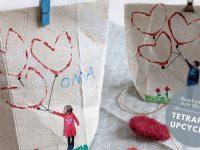 DIY: Tetrapack-Geschenktüte basteln