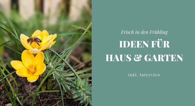Garten Ideen Frühling