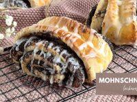 Mohnschnecken-Rezept: Saftig & lecker