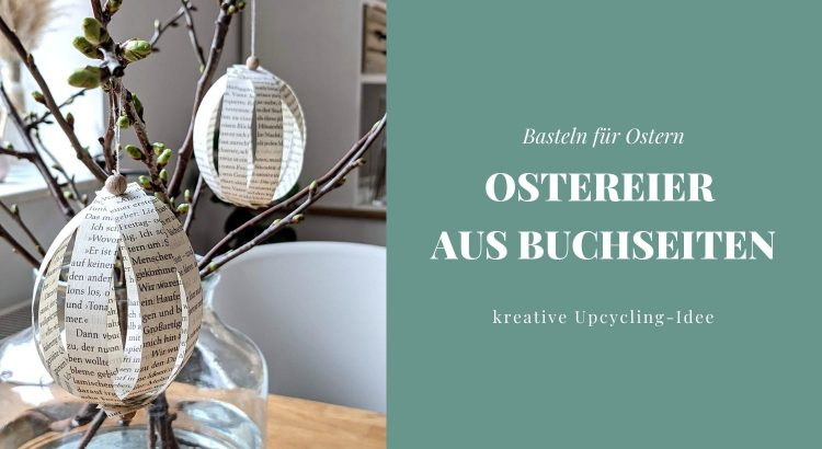 Upcycling Idee Ostern
