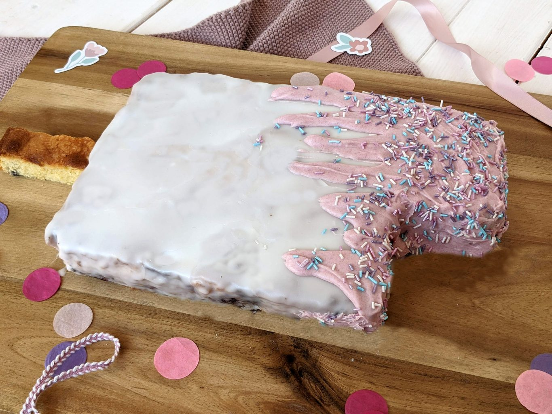Kuchen in Eisform Rezept