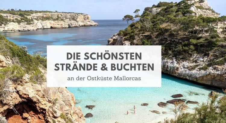 Mallorca schönste Buchten Ostküste