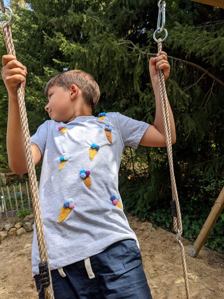 Kinderkleidung selber machen