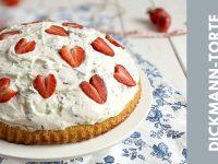 Rezept: Dickmann-Torte voller Liebe
