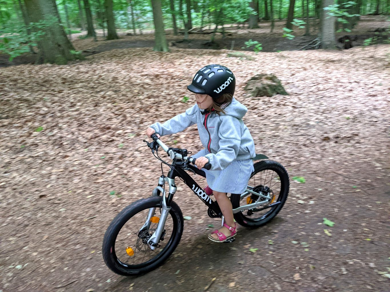 Kinder-Mountainbike woom