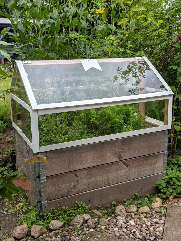 Gartenideen Acrylglas