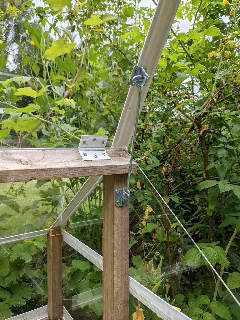 Hochbeet Treibhausaufsatz selber bauen
