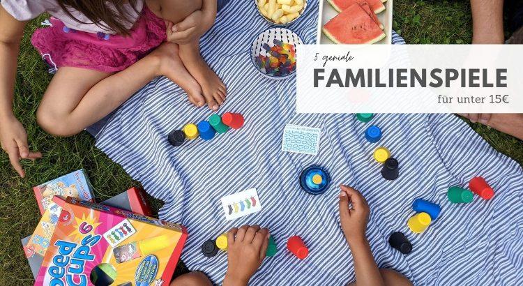 günstige Familienspiele Tipps