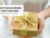 6 romantische Hochzeitsgeschenke für den Partner (inkl. DIY-Ideen)