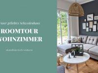 Unser geliebtes Schwedenhaus: Roomtour - Wohnzimmer