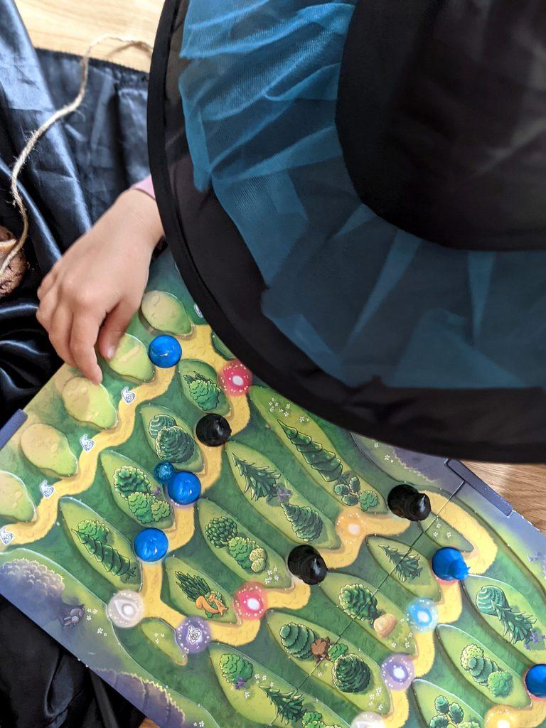 Amigo Zauberberg Spiel