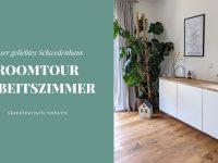Unser geliebtes Schwedenhaus: Roomtour – Arbeitszimmer