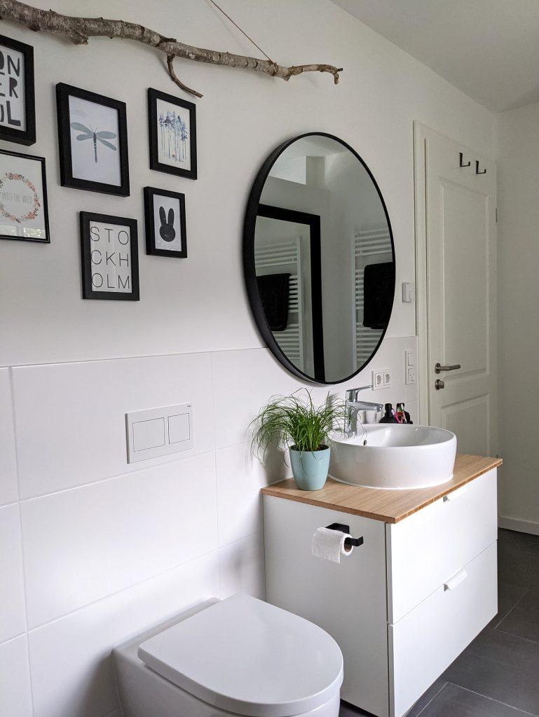 Badezimmer Ideen Skandi