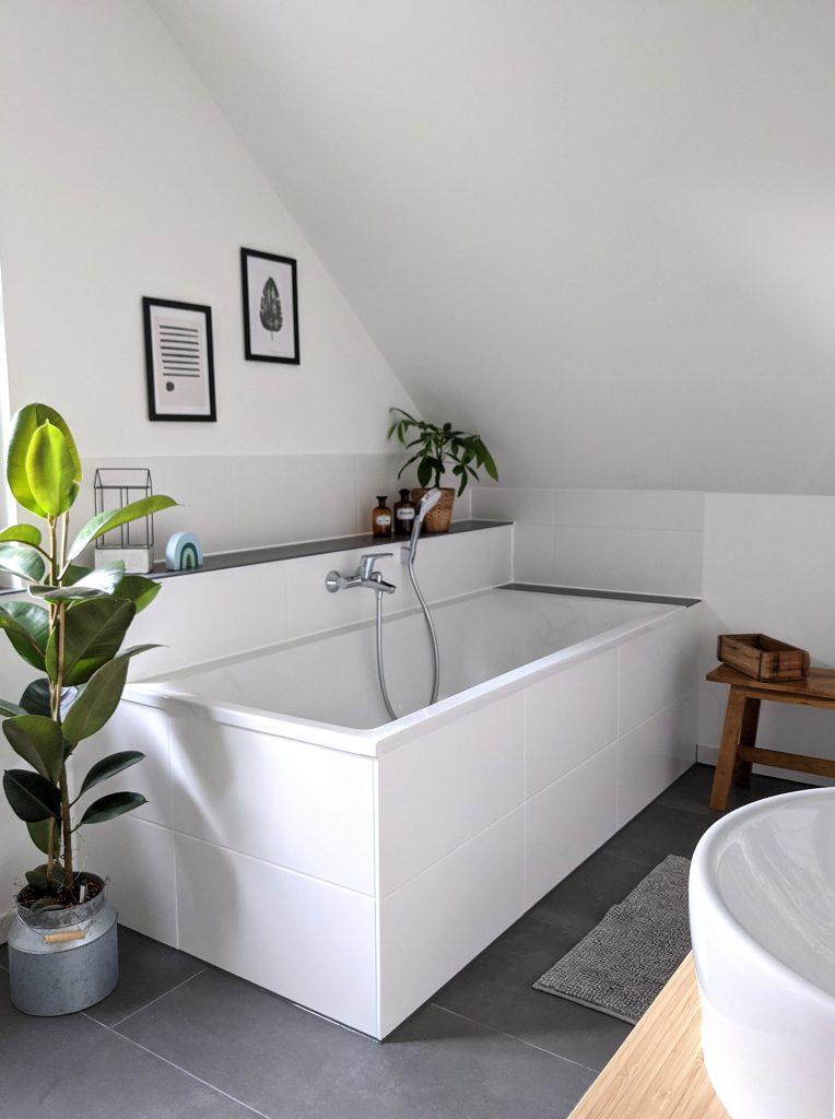 Badezimmer gestalten Ideen
