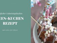 Rezept: Feen-Kuchen backen für einen Elfen-Geburtstag