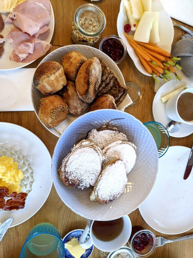 Frühstücken Fanø Restaurants