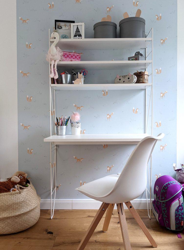 Kinderzimmer Schreibtisch