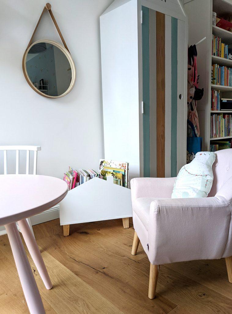 Kinderzimmer Sitzecke einrichten
