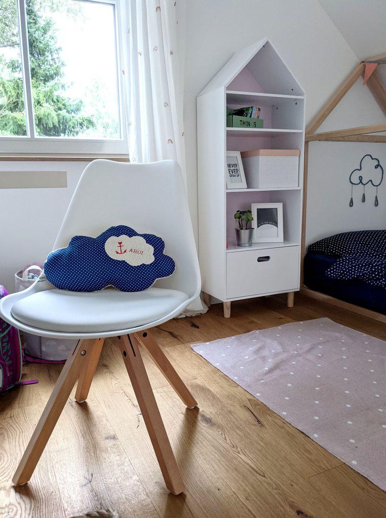 Kinderzimmer einrichten Mädchen