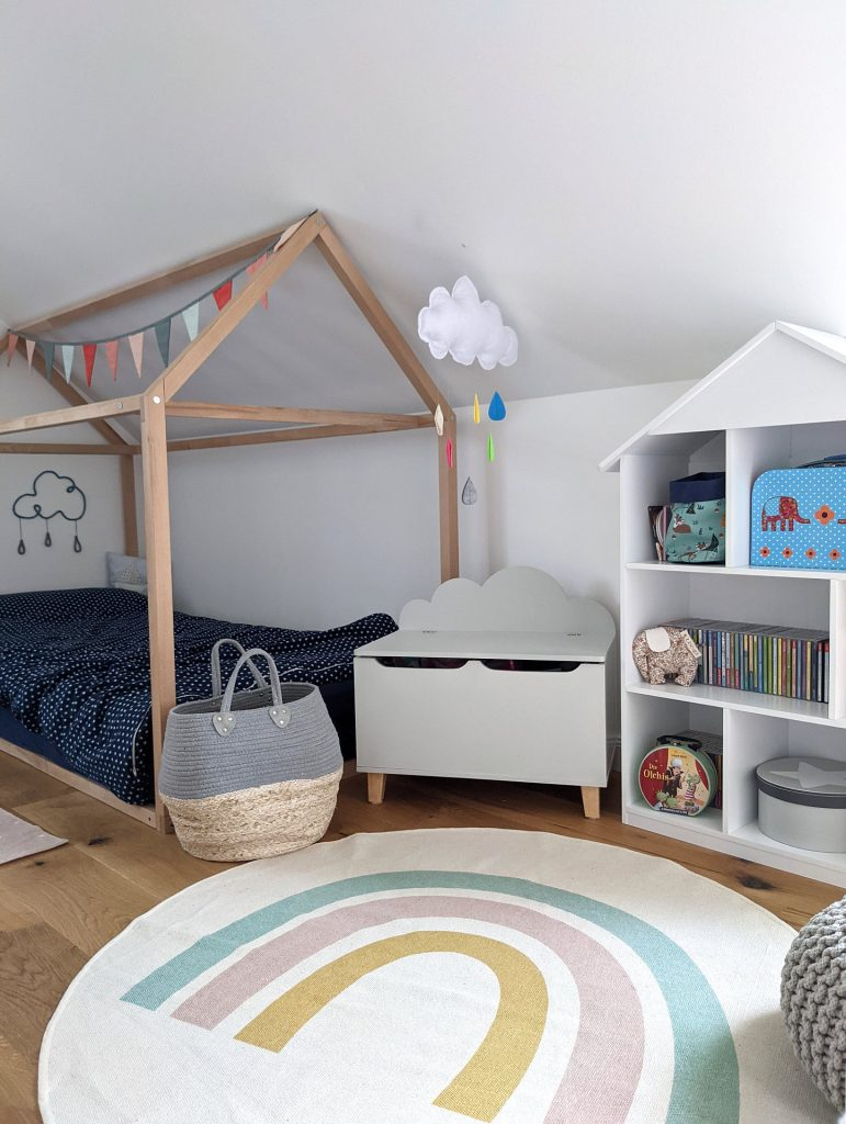 Regenbogen Kinderzimmer Ideen