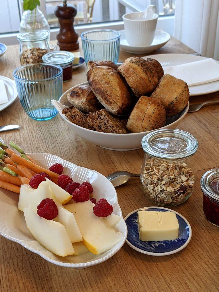 Restaurant Empfehlungen Fanö
