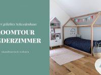 Unser geliebtes Schwedenhaus: Roomtour - Mädchen-Kinderzimmer