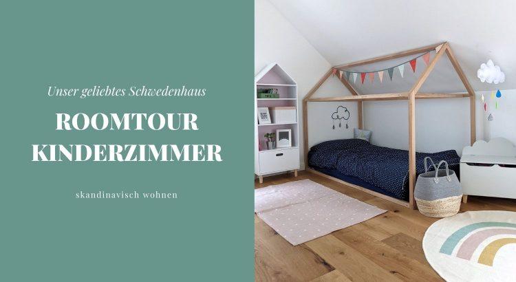 Schwedenhaus Roomtour Kinderzimmer