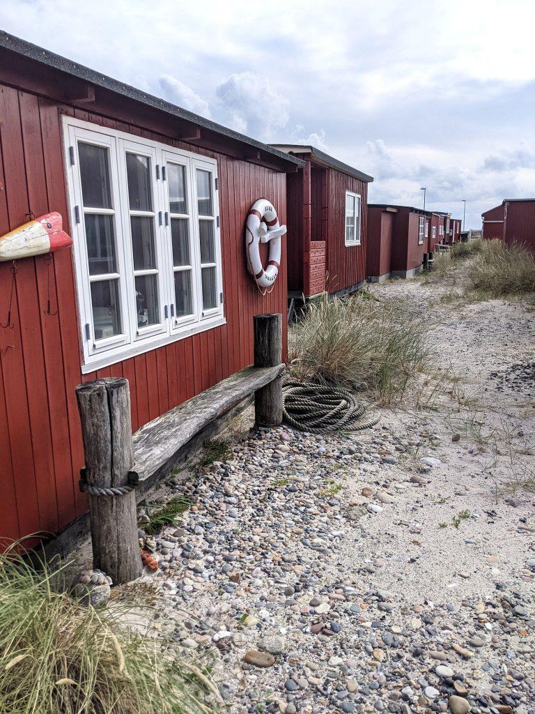 Skagen Fischerhütten