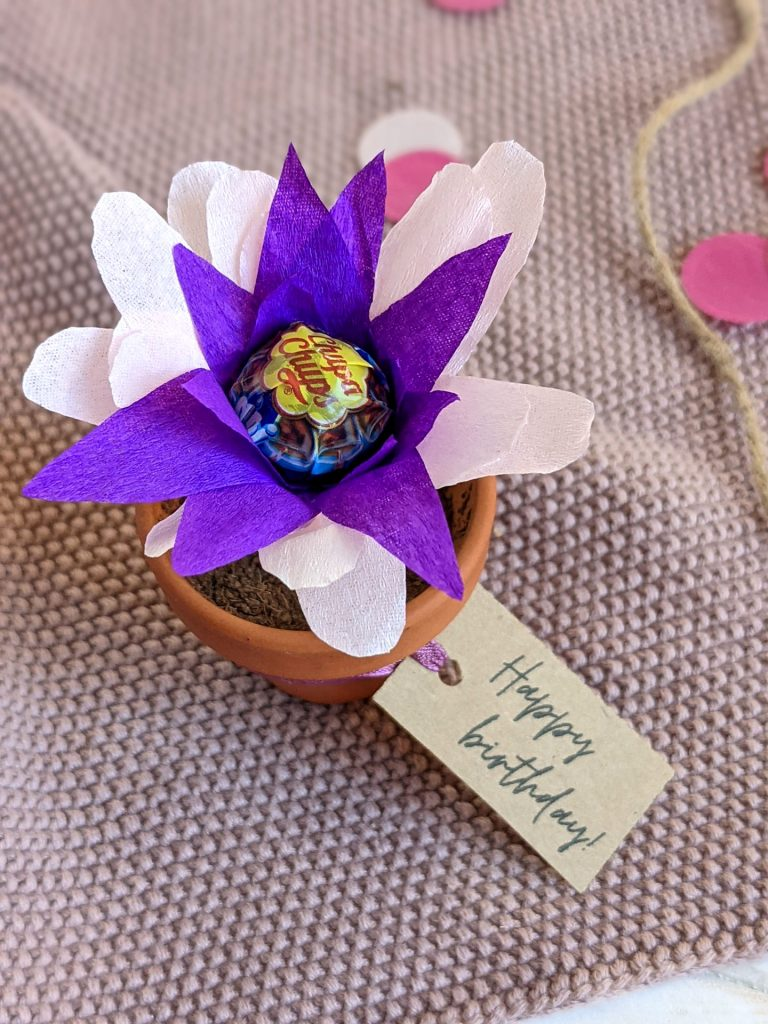 kreatives Geschenk Geburtstag